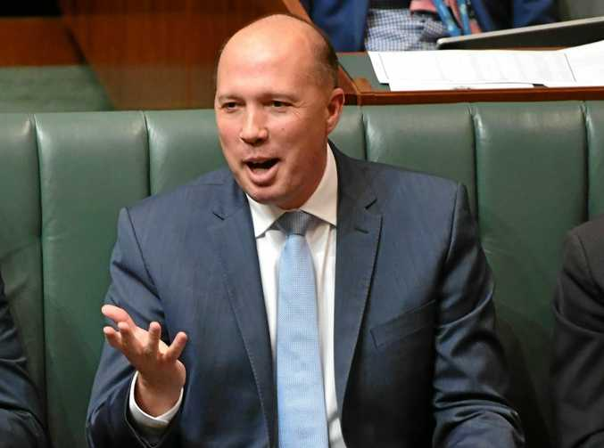Minister for Immigration and Border Protection Peter Dutton has work to do to get his proposed changes to citizenship laws through the parliament.