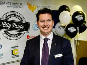 IPSWICH COUNCIL: Solicitor eyes off Division 8