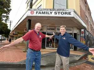 Salvation Army Lismore store is back in business
