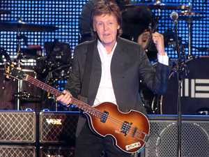 Paul McCartney to announce Aussie tour tomorrow