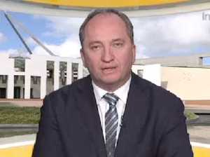 Barnaby supports new coal fired power