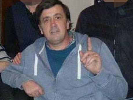 Accused London mosque attacker Darren Osborne.
