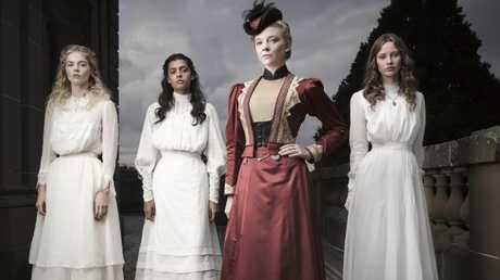 Picnic at Hanging Rock is one such Australian show currently on Foxtel.