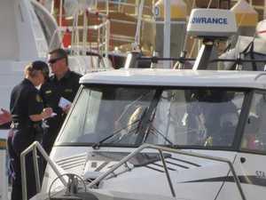 Border Force stalks then pounces on Gold Coast yacht