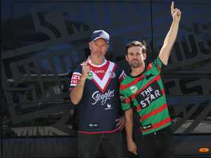 Grinspoon to smash footy gig curse