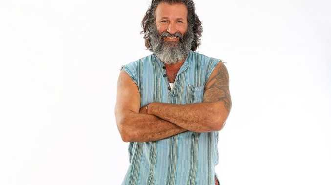 Darling Downs farmer Mark, 51, is a contestant on the new season of Australian Survivor.
