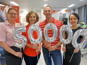 Team Adem's 50,000 reasons to be proud