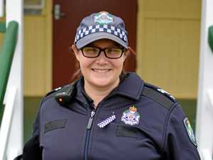 Claire Heptinstall changes Toogoolawah police history
