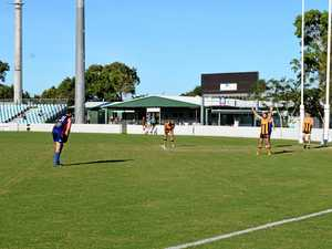 Mackay City Hawks v Whitsunday Sea Eagles