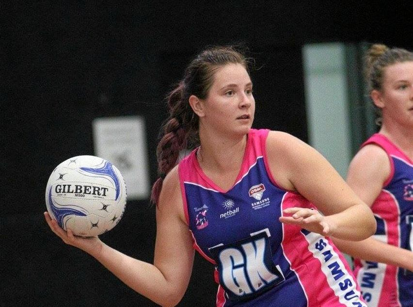 Taylah was picked twice for Player's Player during her time with the Thundercats.