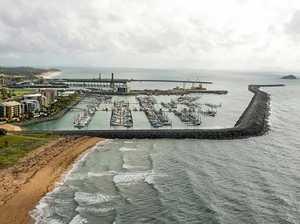 People behaving badly on Mackay Harbour Breakwater