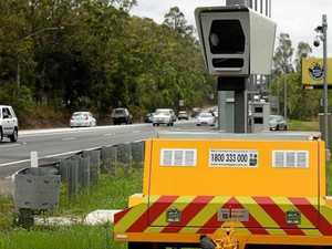 Wall-E the speed camera is back! Where he'll 'fine' you