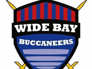 BAY ALL ABOARD: New state team to be called the Buccaneers