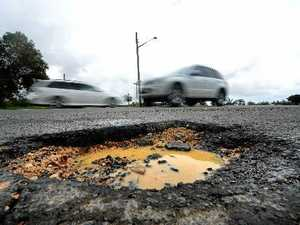 It's official: Byron's roads are a mess