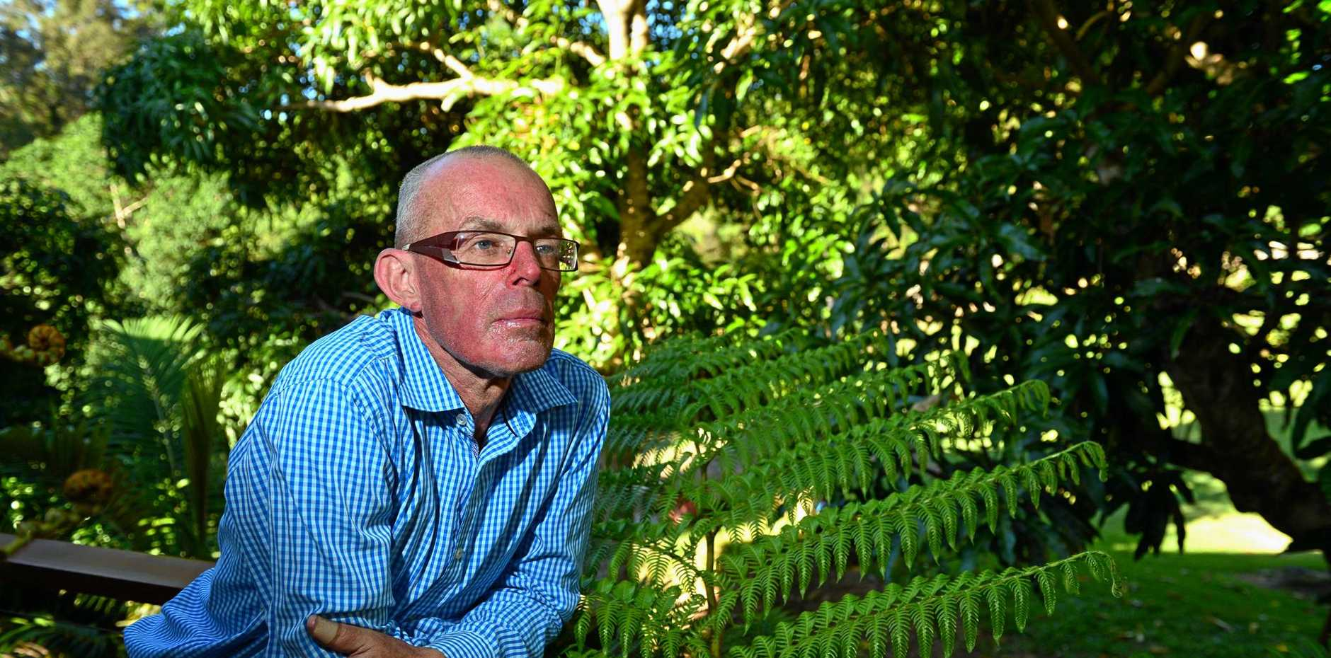 Laurie Clarke, the BOQ Maroochydore former owner, has died.