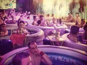 Hot Tub Cinema is coming to the Sunshine Coast.