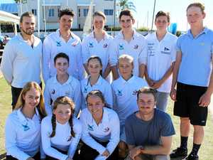 Coast sailors excel in state match racing championship