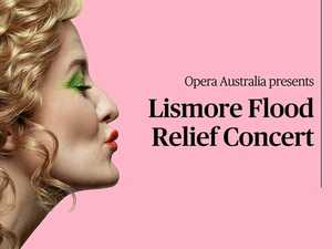 Opera Australia to sing most popular arias to support NORPA