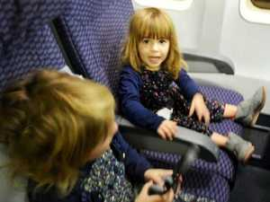New call for kids to travel in a separate section on planes