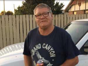 Man tells of car crashing into home