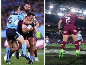 STATE OF ORIGIN 2017: Maroons snatch victory from Blues