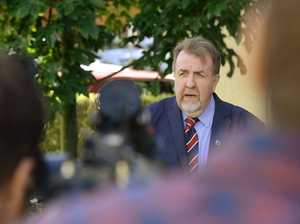 Tully won't predict future of mayoral election
