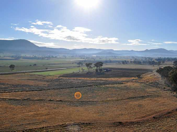 Warwick's rural charm and affordable property prices are enticing buyers from Brisbane.