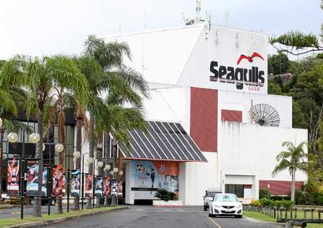Seagulls Club in Tweed Heads, where the fight occurred on Wednesday night