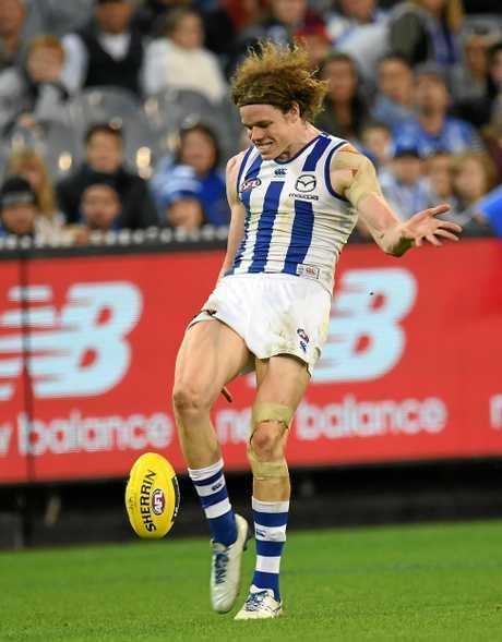 Ben Brown of the Kangaroos.