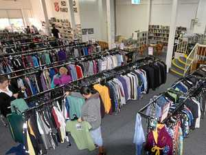 Doors open again for Salvos shop