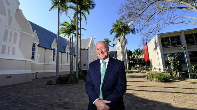 Richard Morrison, principal and CEO of Ipswich Grammar School.
