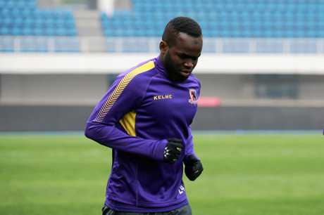 Former Newcastle midfielder Cheick Tiote died earlier this month after collapsing at practice in Beijing.