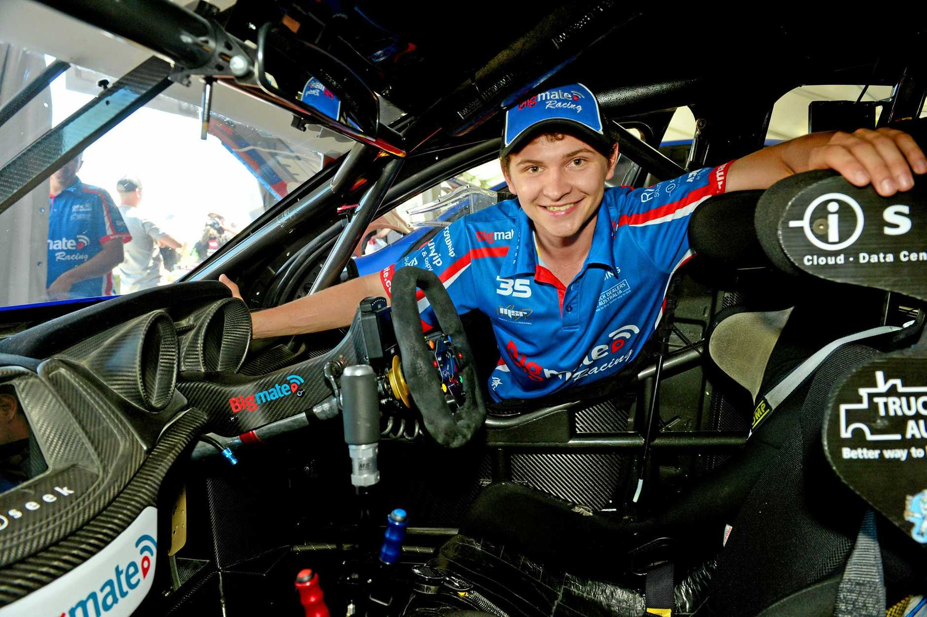 Todd Hazelwood will join Brad Jones Racing for the enduro season, including the Bathurst 1000.