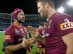 Cooper lauds JT's toughness in Origin epic