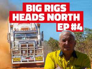 Big Rigs Heads North Episode 4