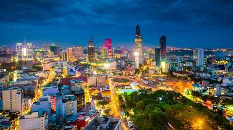 Ho Chi Minh City is enjoying a surge in interest from Aussies thanks to cheap airfares.