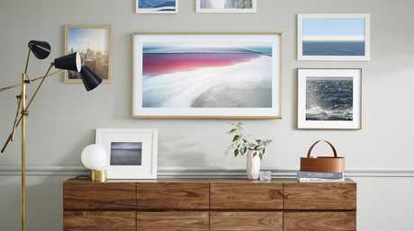 The Frame brings art to your television screen.