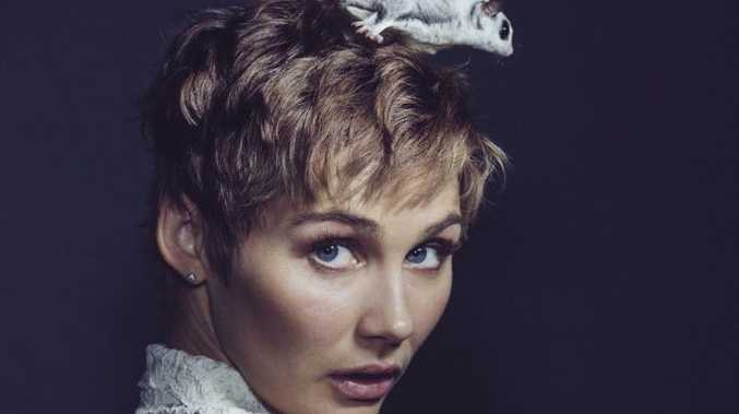 Australian actress and singer Clare Bowen, who got her big break on the US TV series Nashville, is touring Australia with her solo album.