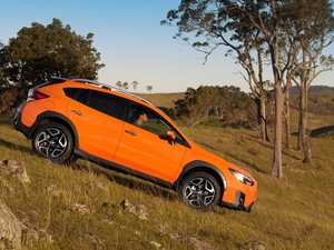 MY18 Subaru XV small SUV road test and review