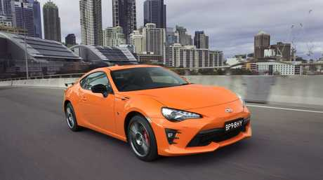 2017 Toyota 86 limited-edition performance package