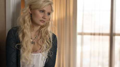 Clare Bowen in a scene from the TV series Nashville.