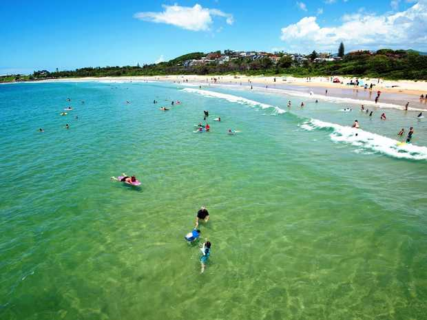 Coffs Harbour is proving to be a popular location in 2018 for holidaymakers.