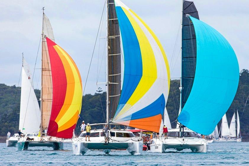 The multihull fleet at Audi Hamilton Island Race Week has expanded rapidly in recent years, with more than 2000 sailors and 200 yachts expected this year.