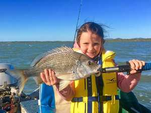 FISHING FRIDAY: Most species on the chew
