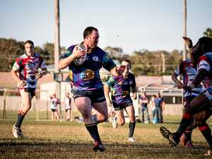 Evans Head second-rower Al Campbell will return for Evans Head against Marist Brothers tomorrow after missing the Bombers' previous game on the run against Kyogle in NRRRL on Saturday.