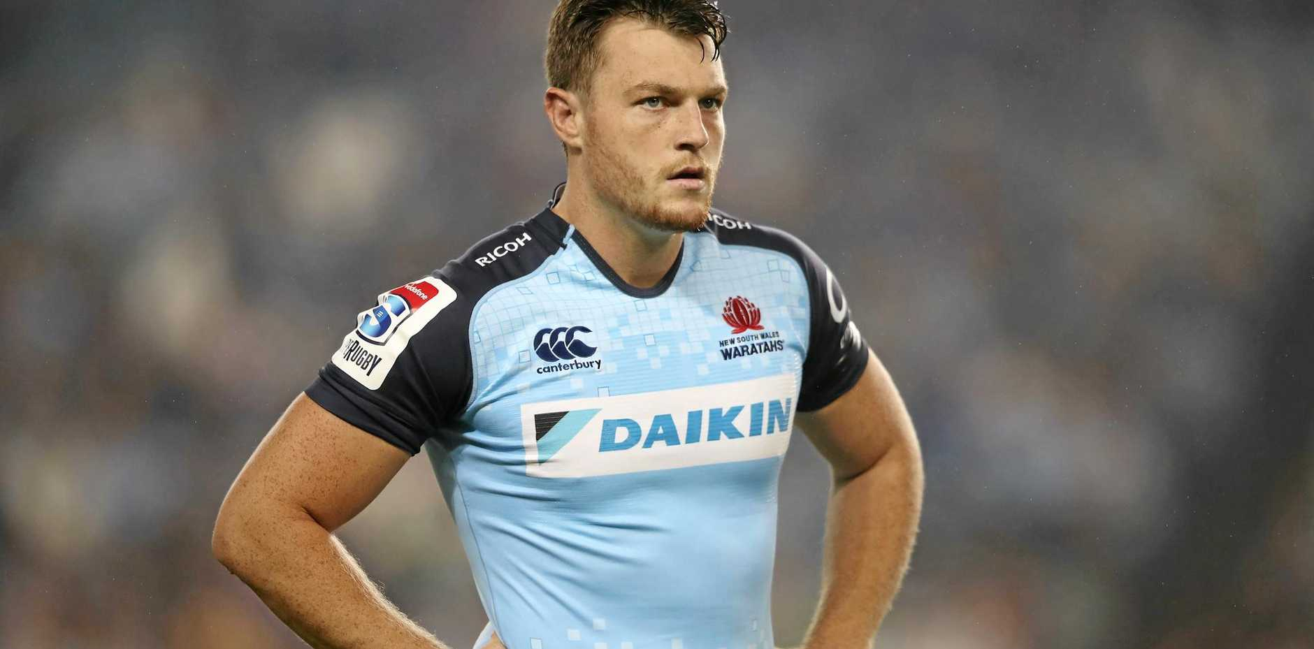 Jack Dempsey of the Waratahs.