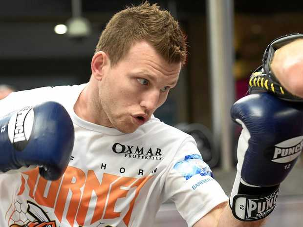 Horn has '10-point plan' to upset Pacquiao