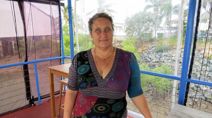 Maya Eidson, owner of Maria's Donkey is facing deportation.