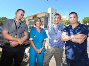 Crisis casts shadow despite hospital's bright future