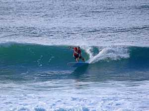 Surfers earn state crowns at longboard titles